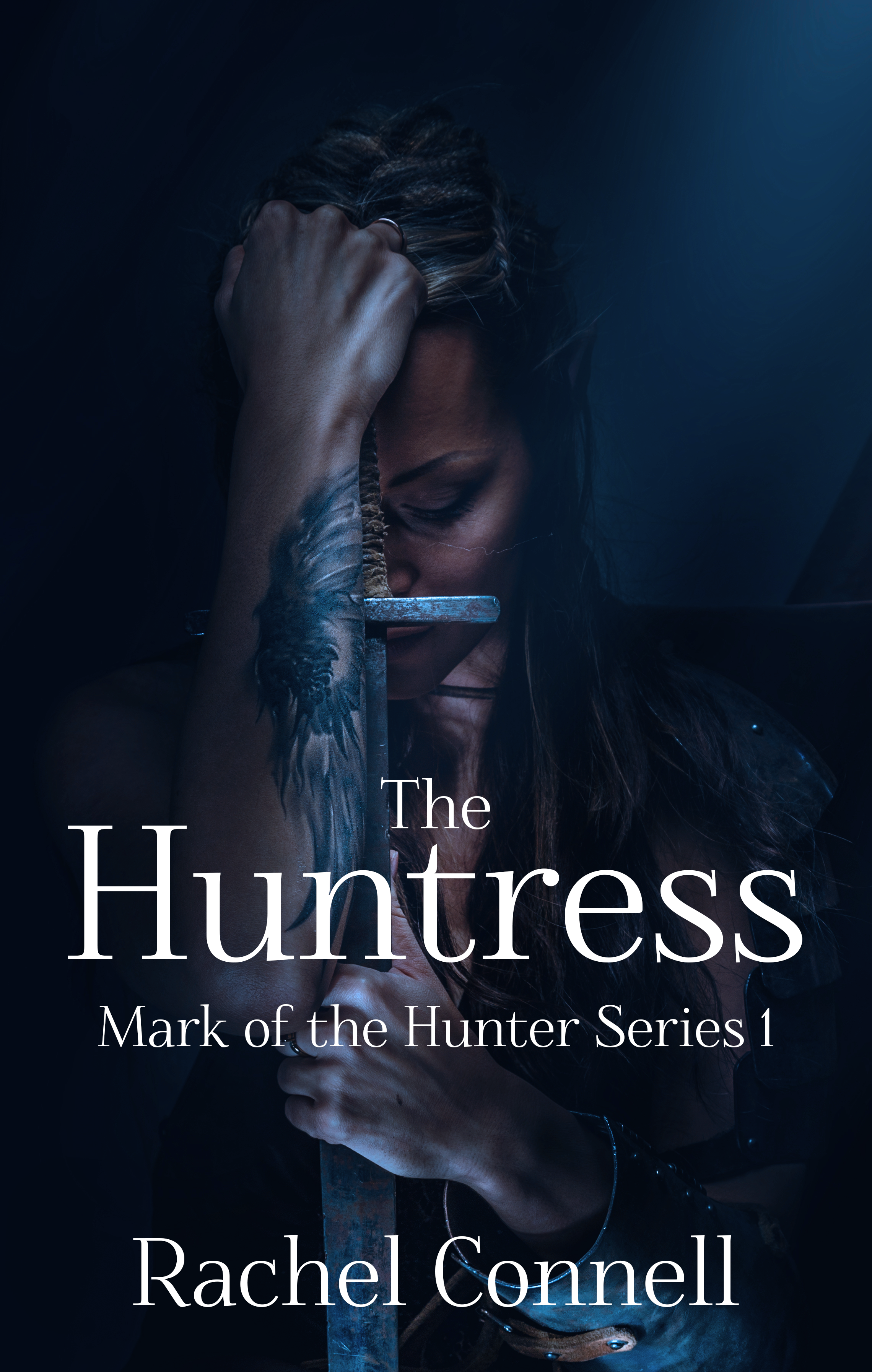 The Warrior Within-The Huntress by Rachel Connell